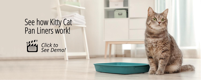 AlfaPet Kitty Cat Liner Demo